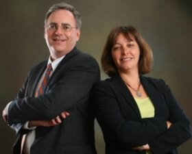 Attorneys Bill Sherman & Valerie Wulff Sherman